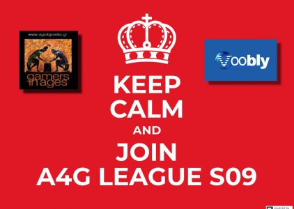Age4Greeks League Season 9